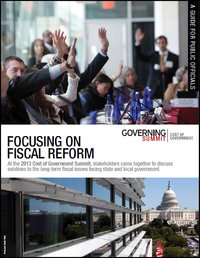 The Cost of Government Guide: Focusing on Fiscal Reform
