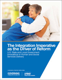 Where are States and Localities at in Social Services Integration?