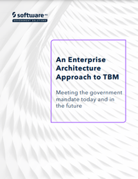 An Enterprise Architecture Approach to Technology Business Management