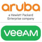 Aruba, a Hewlett Packard Enterprise company | Veeam