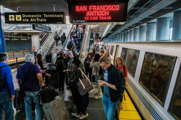 Bart Looks To Fix Wi Fi Improve Cell Service
