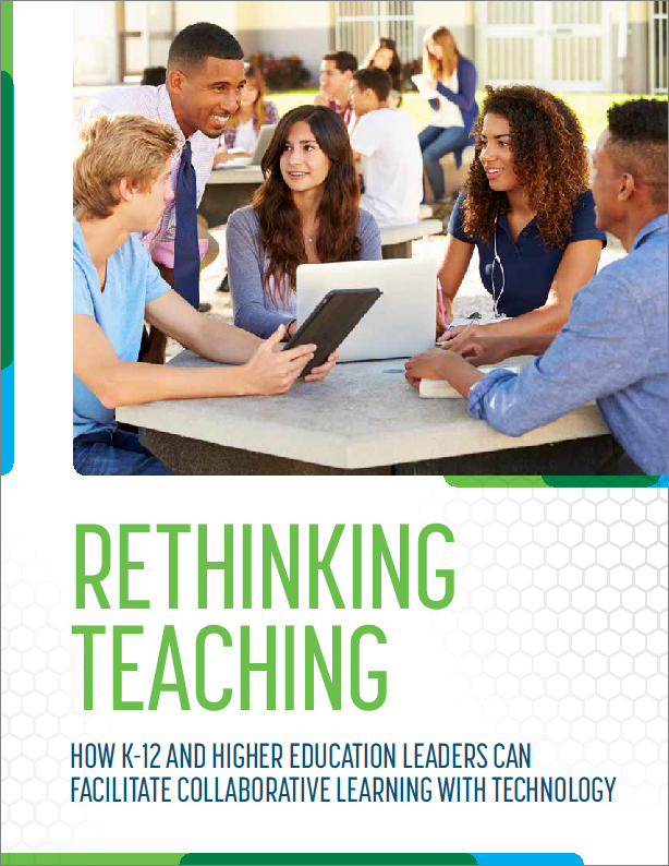 CDE - Cisco - Issue Brief - 180502 - Rethinking Teaching
