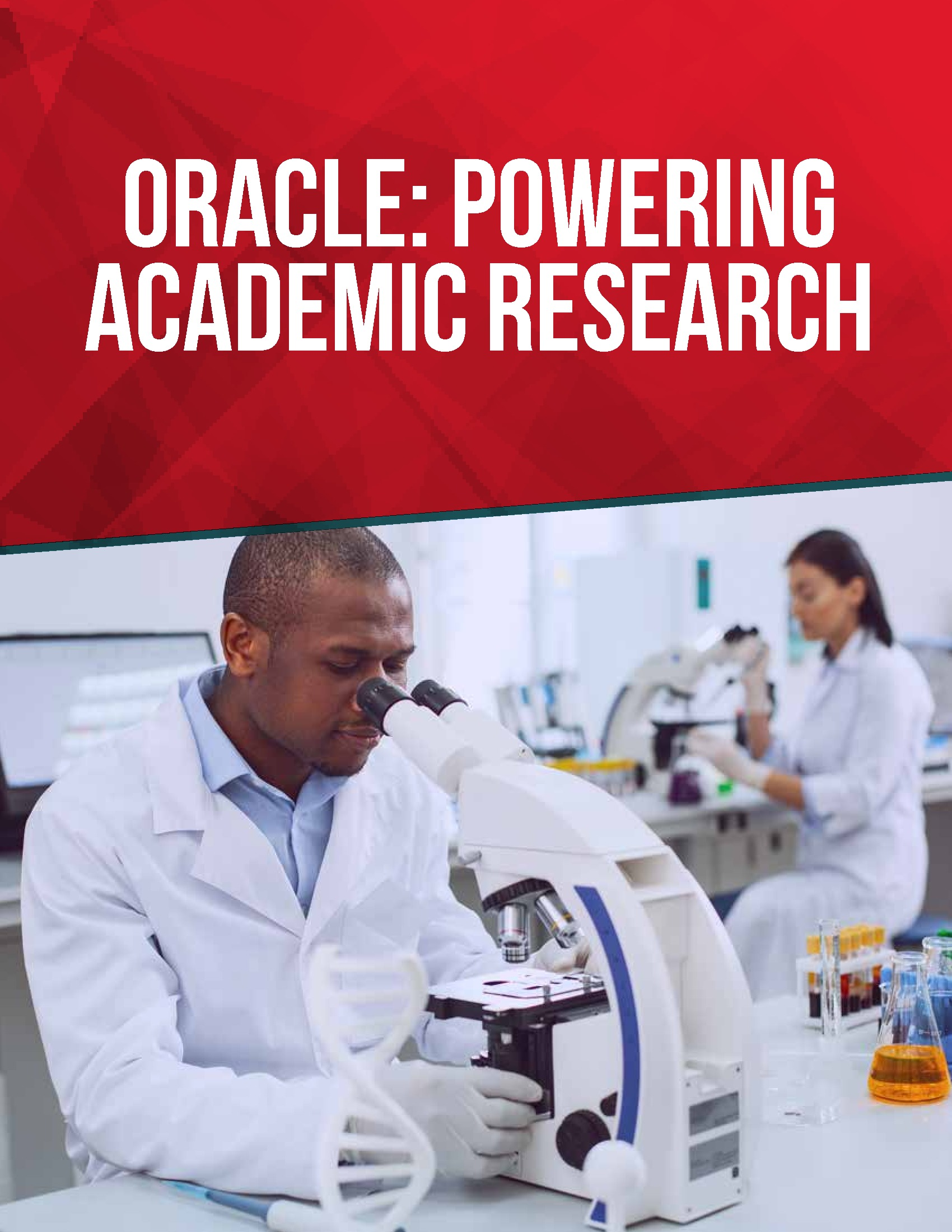 Oracle: Powering Academic Research