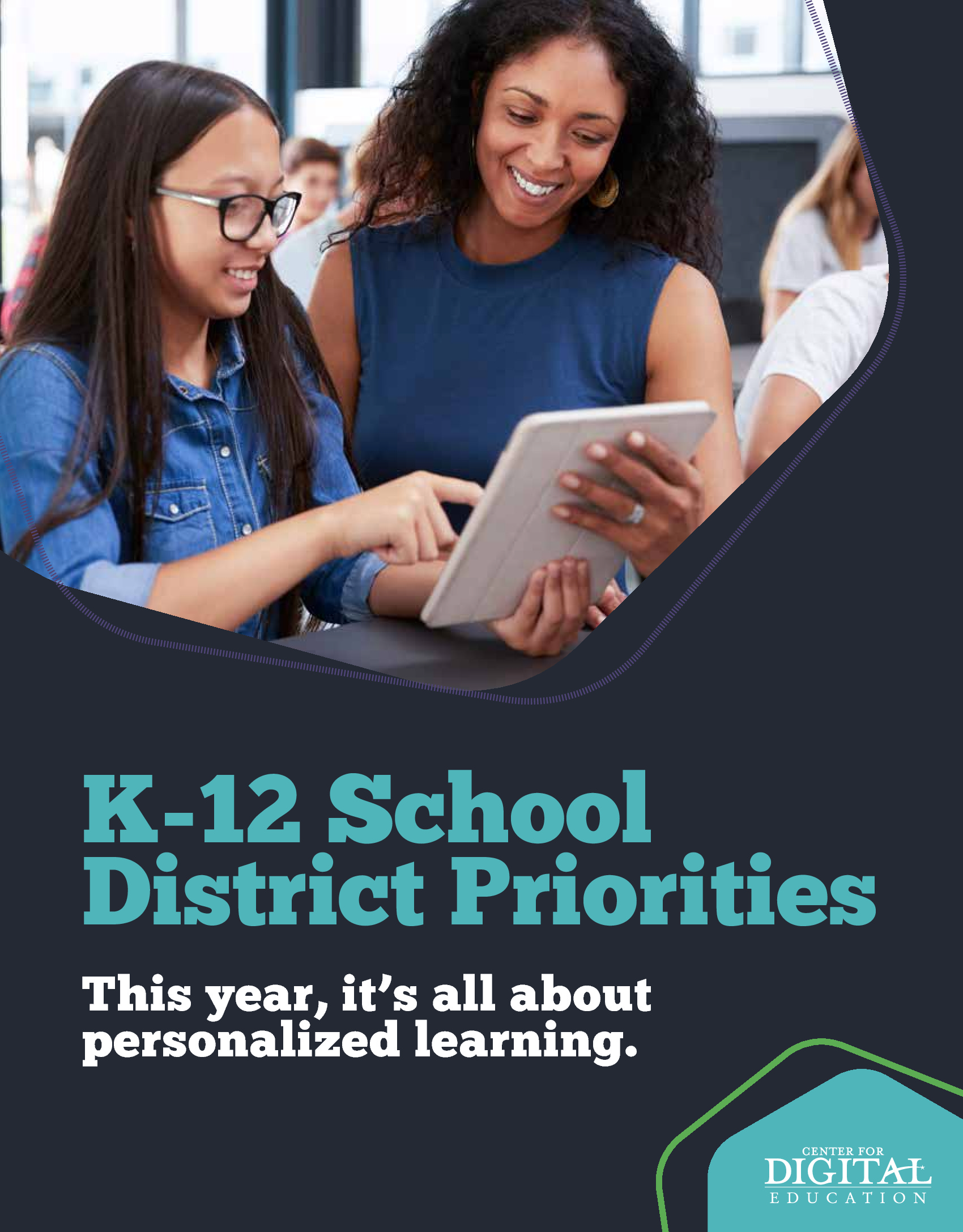 CDE - Special Report - 2018 K-12 District Priorities