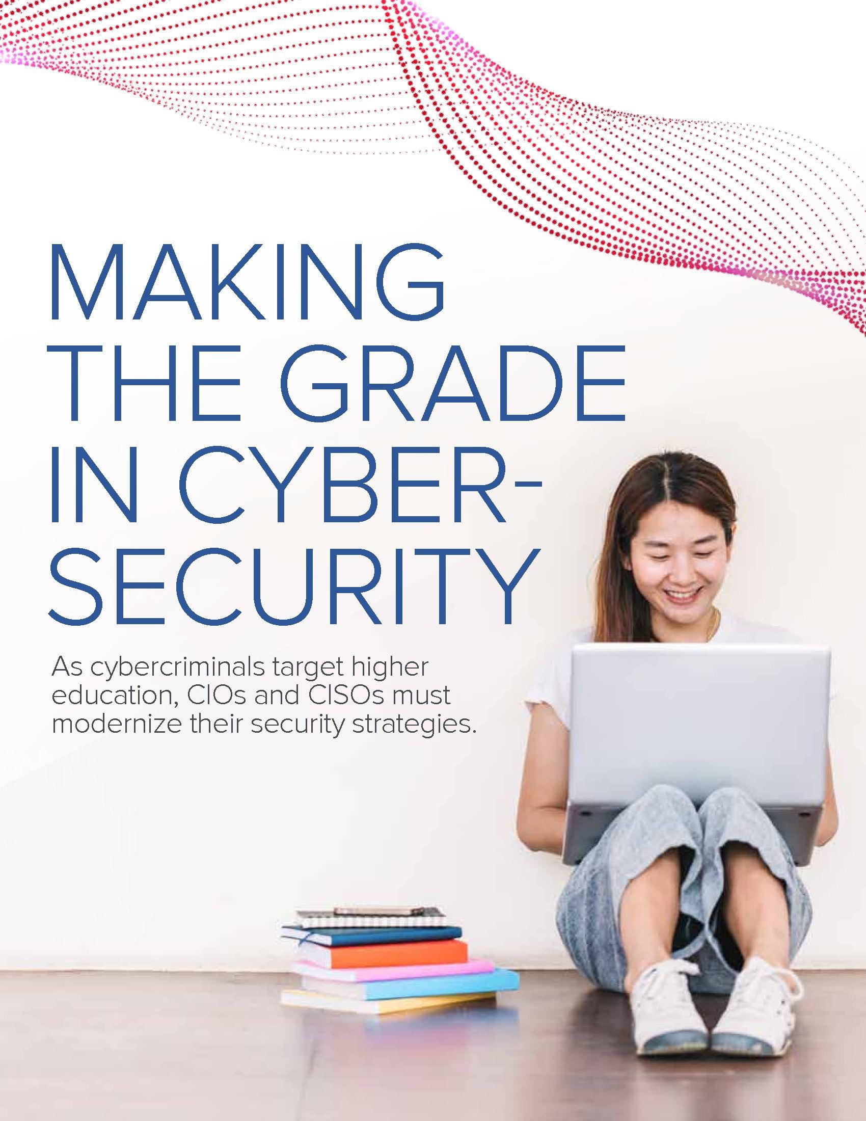 CDE - FireEye - TLP - 190326 - Making the Grade in Cybersecurity