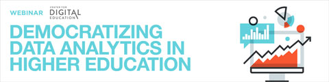 Democratizing Data Analytics in Higher Education