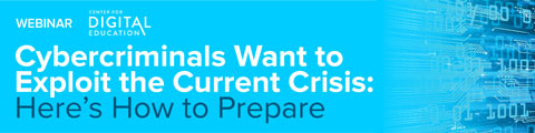 Cybercriminals Want to Exploit the Current Crisis: Here's How to Prepare