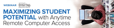 Maximizing Student Potential with Anytime Remote Computer Access