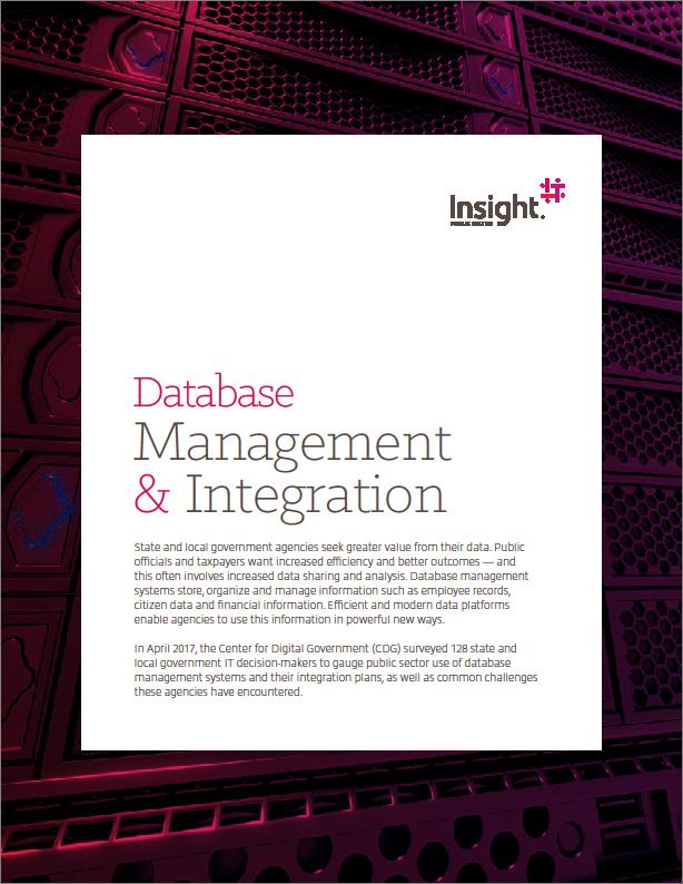 GT - Insight - Publishable Report - 170614 - Database Management & Integration