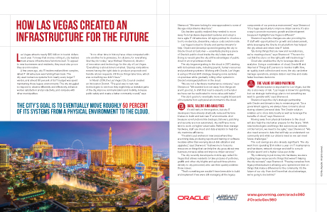 How Las Vegas Created an Infrastructure for the Future