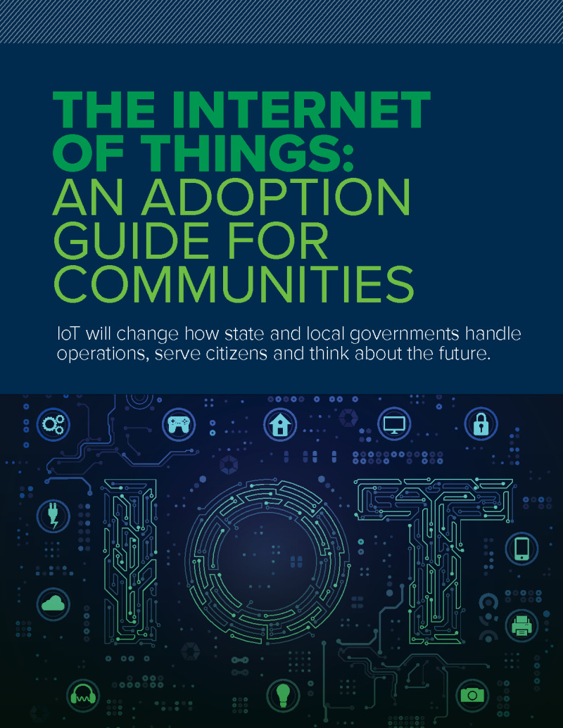 The Internet of Things: An Adoption Guide For Communities