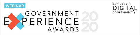 Get Recognized for What You're Doing to Transform the Government Experience!