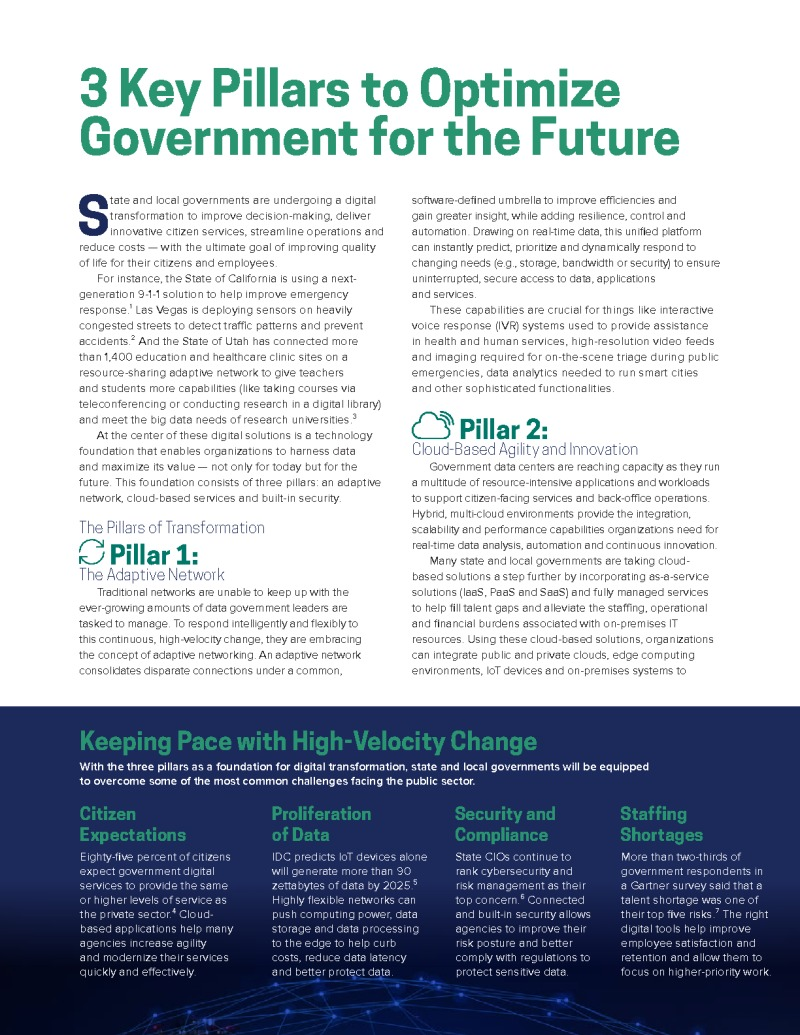 GT - CenturyLink - Issue Brief - 200310