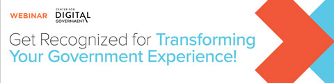 Get Recognized for Transforming Your Government Experience!