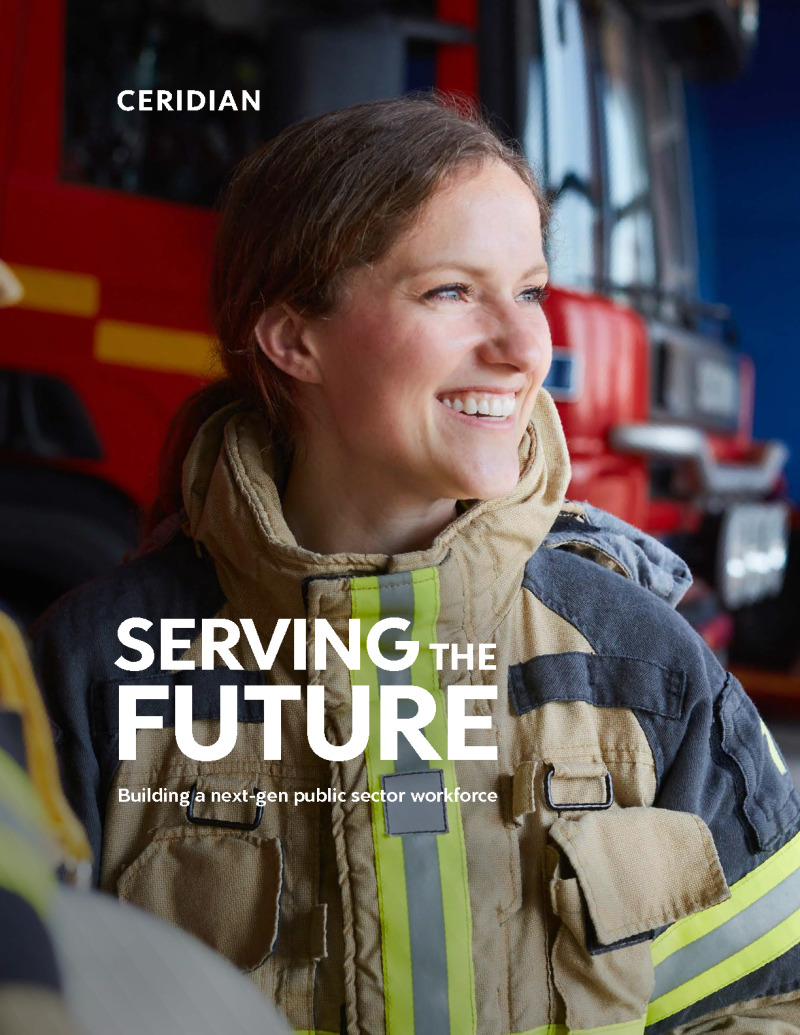 Serving the Future: Building a Next-Gen Public Sector Workforce