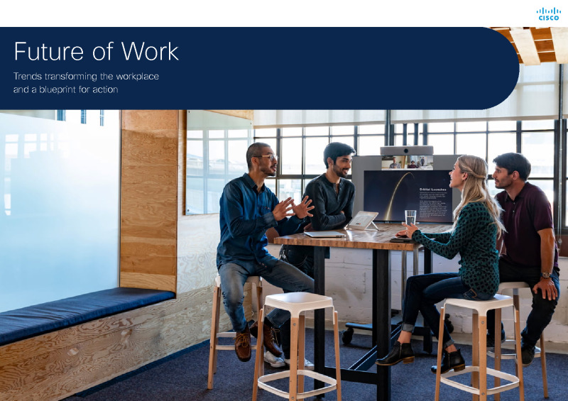 Future of Work: Trends Transforming the Workplace and a Blueprint for Action