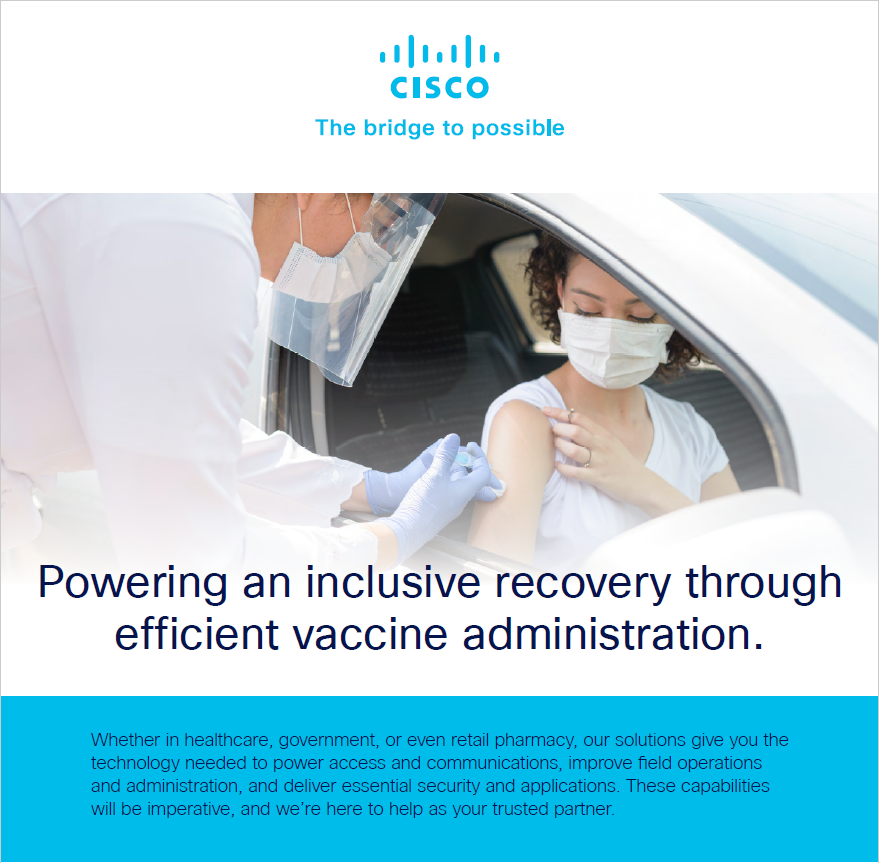 Streamline COVID-19 Vaccine Administration