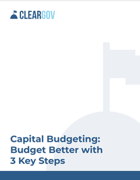 eBook - Capital Budgeting: Budget Better with 3 Key Steps