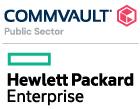 Commvault Public Sector | HPE