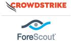 Crowdstrike ForeScout Logo-140RGB
