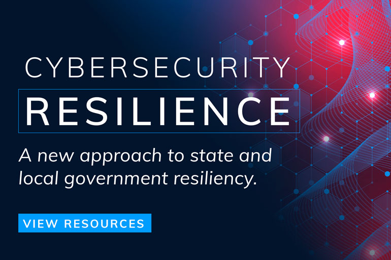 Cybersecurity Resilience Microsite