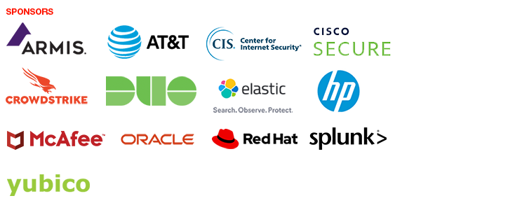 Cybersecurity Resilience Sponsors