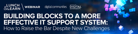Building Blocks to a More Effective IT Support System: How to Raise the Bar Despite New Challenges