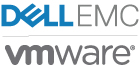 Dell EMC VMWare Logo 140RGB