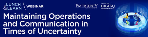 Maintaining Operations and Communication in Times of Uncertainty
