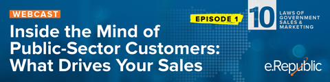 Episode 1: Inside the Mind of Public-Sector Customers: What Drives Your Sales