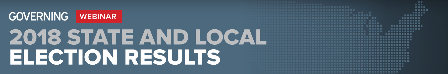 2018 State and Local Election Results