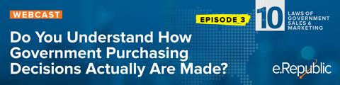 Episode 3: Do You Understand How Government Purchasing Decisions Actually Are Made?