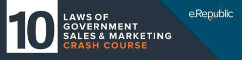 Crash Course: 10 Laws of Government Sales & Marketing