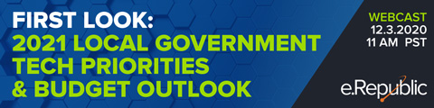 First Look: 2021 Local Government Tech Priorities & Budget Outlook