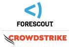 ForeScout Crowdstrike Logo-140RGB