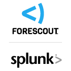 ForeScout Splunk logo-140RGB