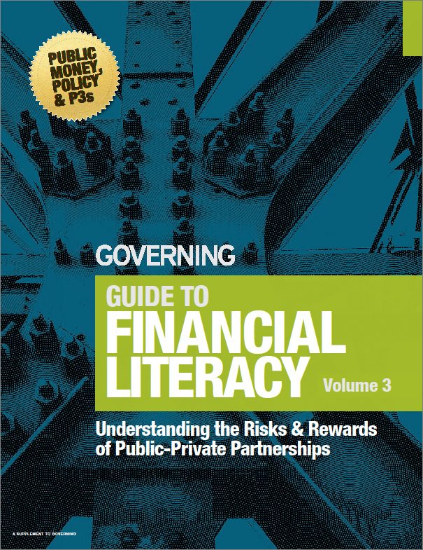 Guide to Financial Literacy Vol. 3: Understanding the Risks & Rewards of Public-Private Partnerships
