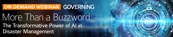 More Than a Buzzword: The Transformative Power of AI in Disaster Management