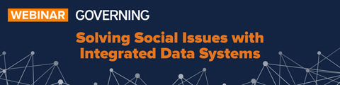 Solving Social Issues with Integrated Data Systems