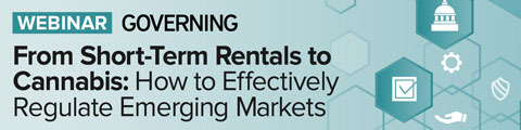 From Short-Term Rentals to Cannabis: How to Effectively Regulate Emerging Markets