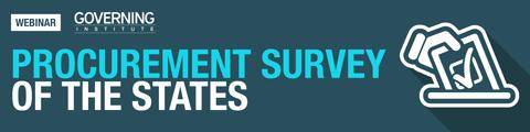 Governing Institute Webinar: Procurement Survey of the States
