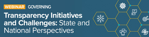 Transparency Initiatives and Challenges: State and National Perspectives