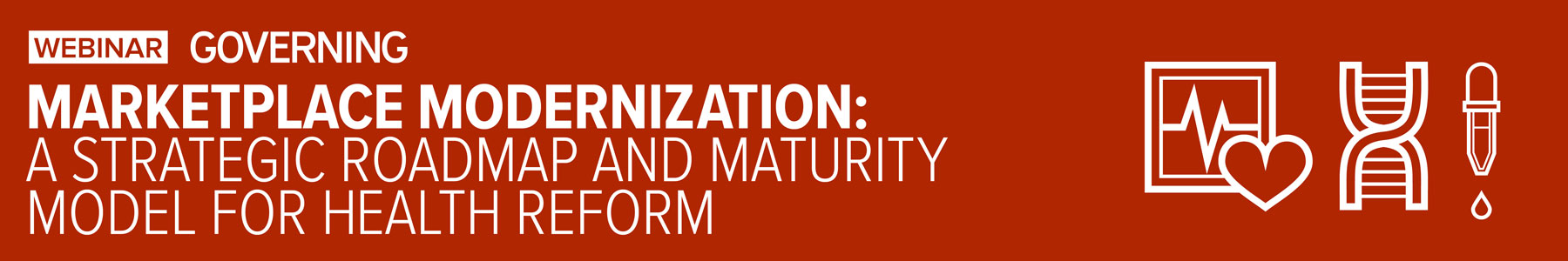 Marketplace Modernization: A Strategic Roadmap and Maturity Model for Health Reform