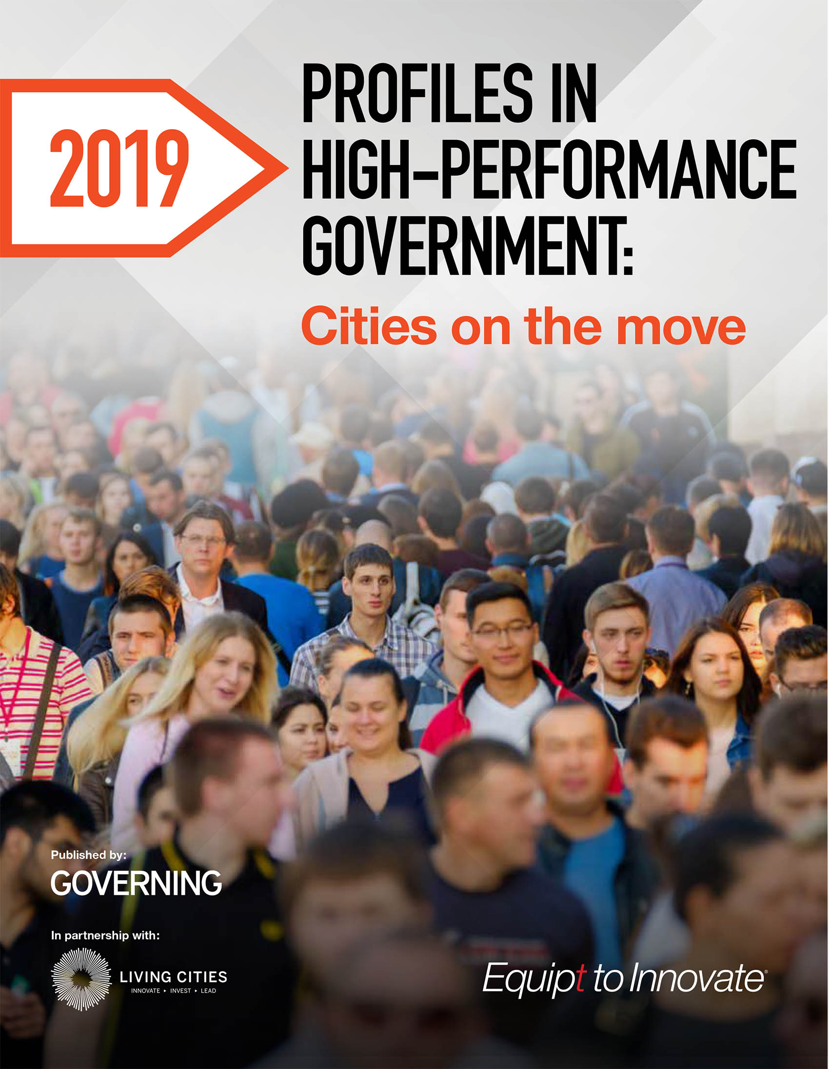 Gov - Equipt - 2019 Profiles in High-Performance Government: Cities on the Move