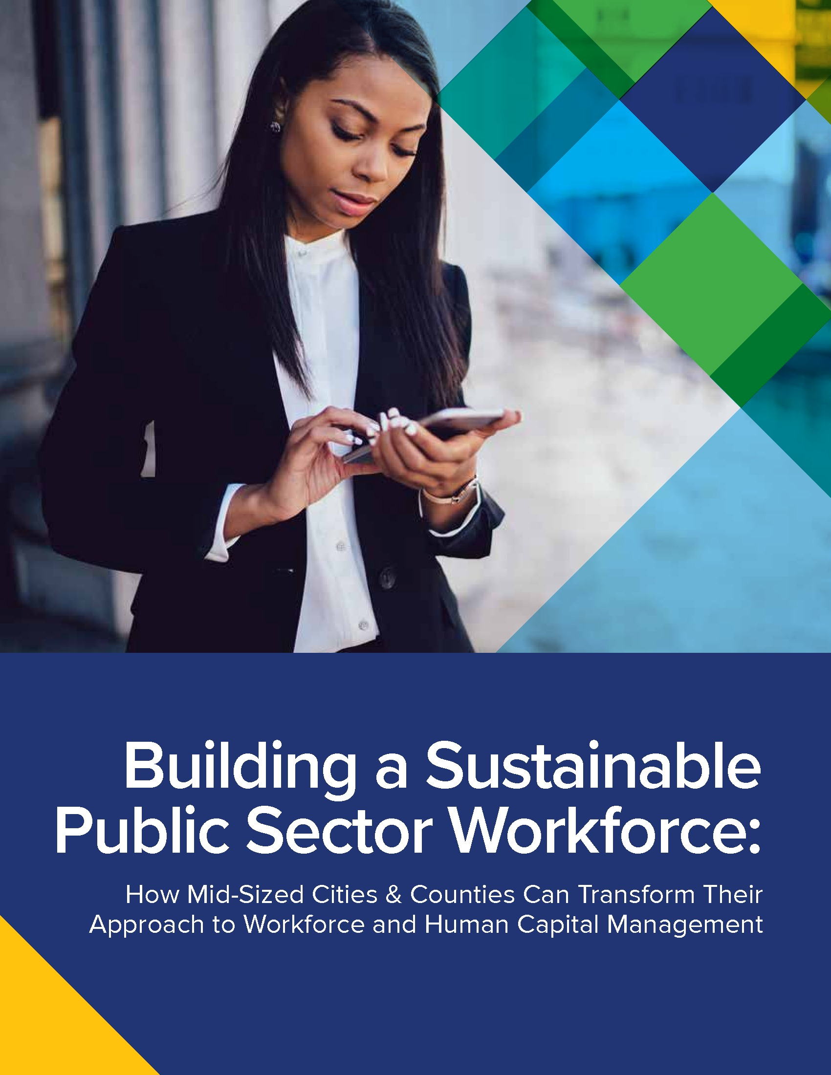 Building a Sustainable Public Sector Workforce