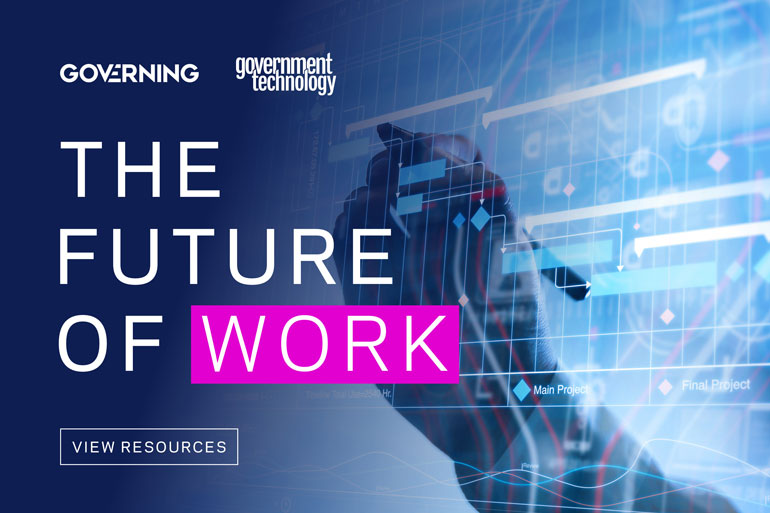 Future of Work Microsite