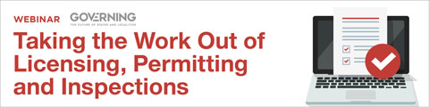 Taking the Work Out of Licensing, Permitting and Inspections