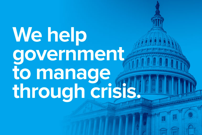 Salesforce: We Help Government Manage Through Crisis