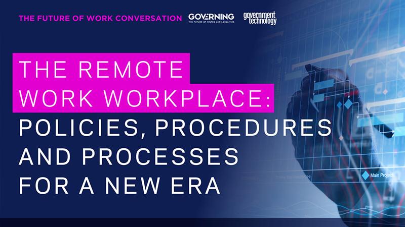 Remote Workforce Webinar
