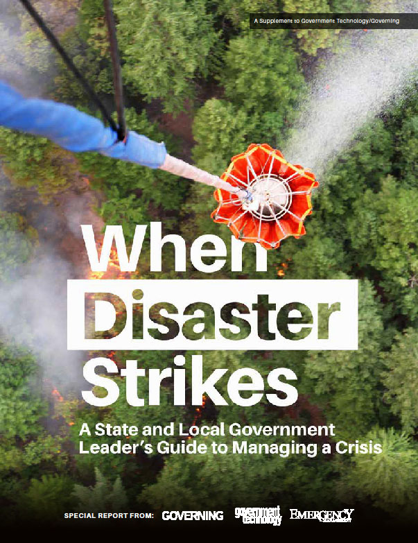 When Disaster Strikes: A State and Local Government Leader's Guide to Managing a Crisis